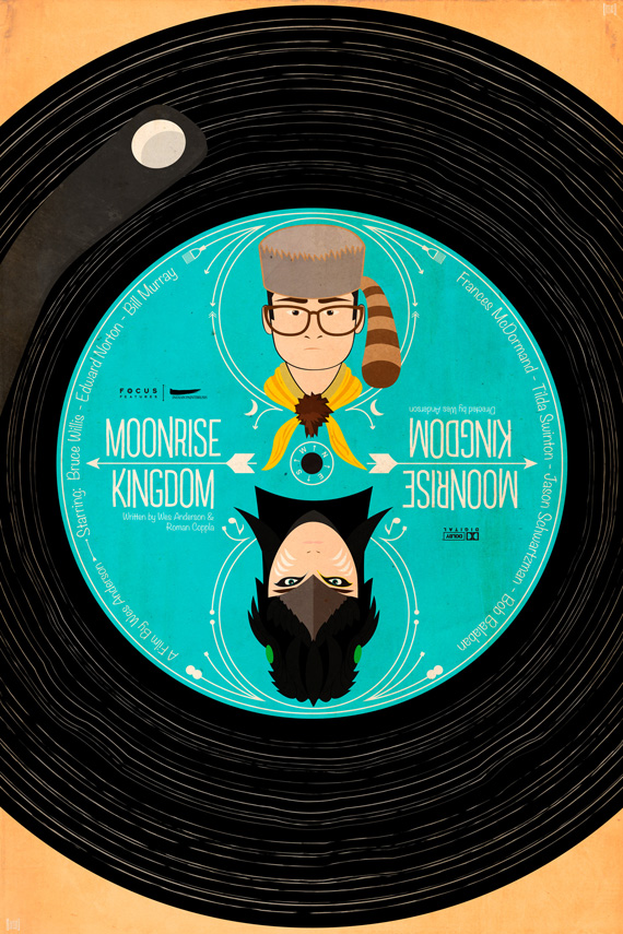 Moonrise Kingdom via Ben Whitesell