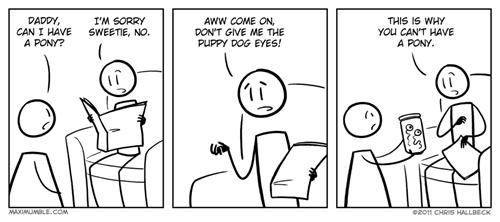 puppy-eyes
