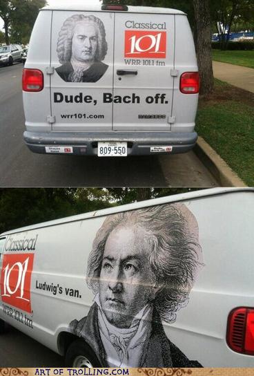 classical van